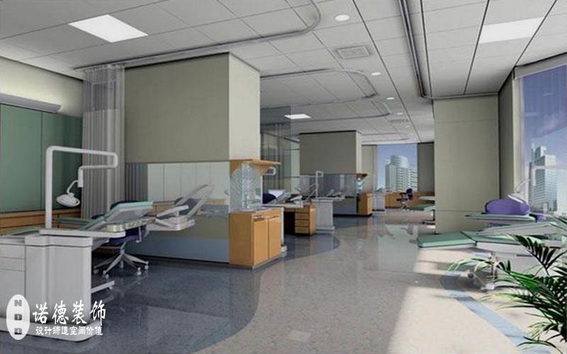 郑州口腔诊所医院装修|牙科诊所设计装修要求