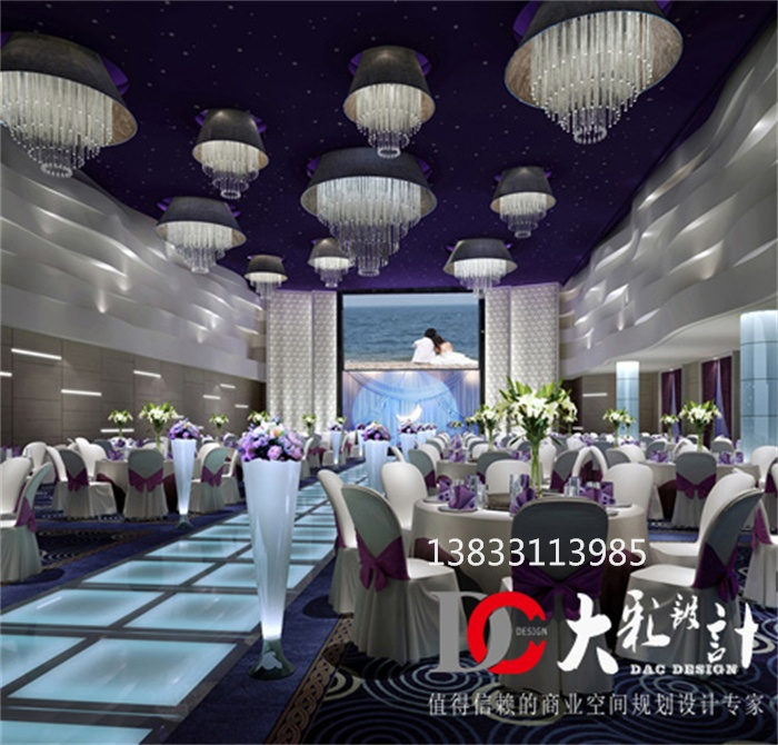 设计婚庆主题酒店装饰装修方案是一项系统性的工作
